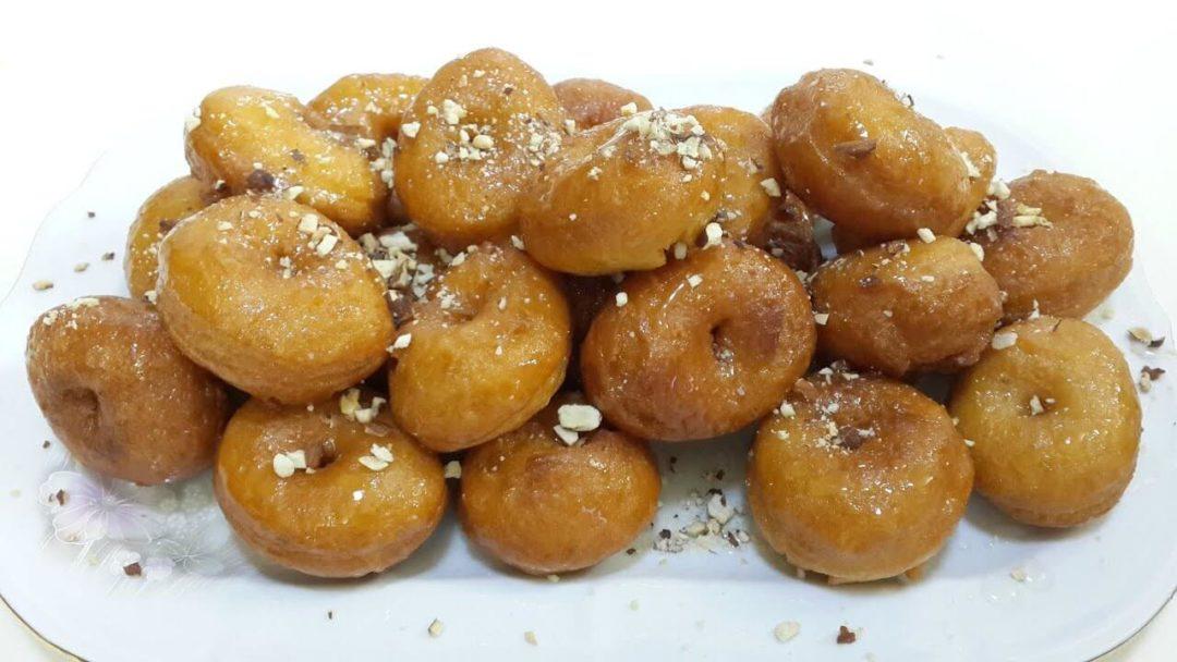 Recette Youyou (beignets tunisiens)