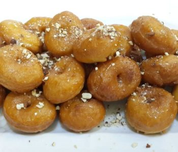 Recette Youyou (beignets tunisiens)