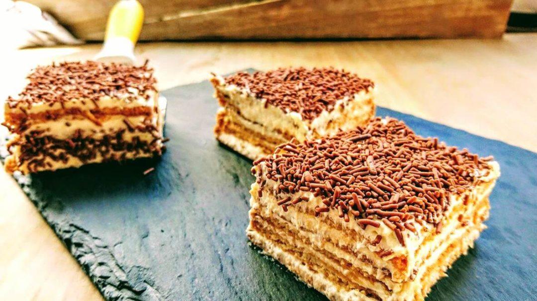 Gâteau courant d'air