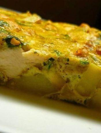 Tajine au fromage