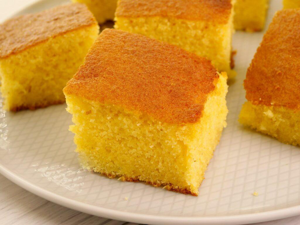 Gâteau tunisien à l'orange