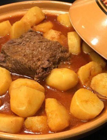 Market batata