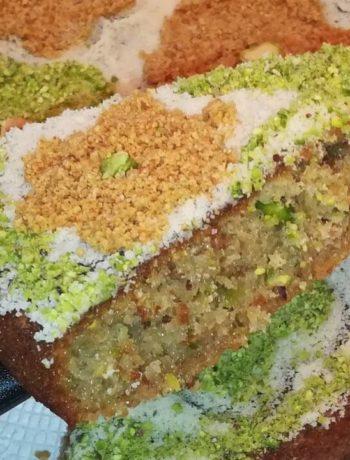 Gâteau au fruit sec à la Tunisienne